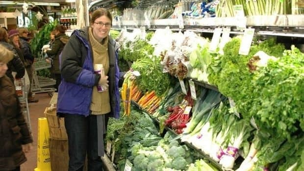 Mustard Seed co-found Emma Cubitt, seen here during a trip to a Vermont co-op, hopes that Hamiltonians are willing to invest.