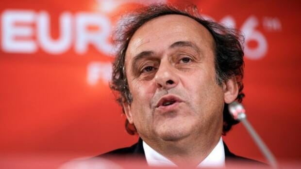 UEFA president Michel Platini hinted at internal debate over whether to scrap Europa League.