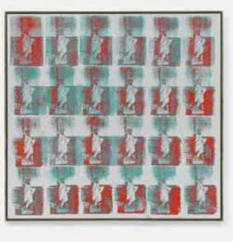 Andy Warhols Statue Of Liberty A 3D Silkscreen Sold For 437 Million US At The Christies Auction