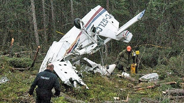 The wreckage of the plane that crashed last week near Pickle Lake — killing three people — has been moved for further investigation.