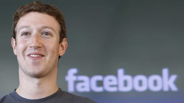 'It was a great end to the year,' according to Facebook CEO Mark Zuckerberg.