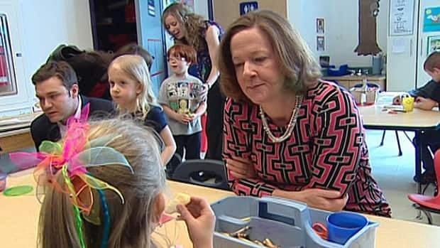 Last week, Premier Alison Redford made new school announcements in Edmonton and Calgary. Her government has announced the construction of 30 new schools across the province.