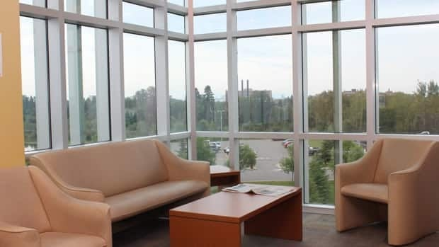 Sunrooms currently used as family lounges at Thunder Bay's regional hospital are being converted in much needed space for patients.