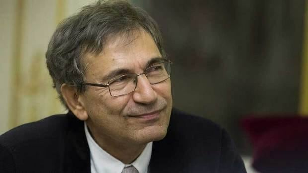 Turkish novelist and Nobel laureate Orhan Pamuk is a finalist for the Man Asian literary prize for his novel Silent House.