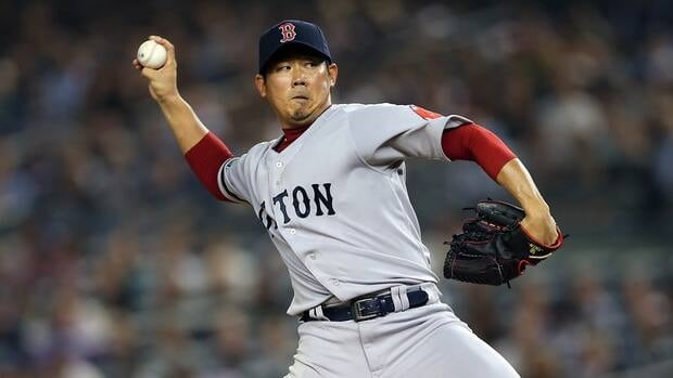 Daisuke Matsuzaka has been limited to 18 starts and 83 innings the last two seasons after right elbow surgery in 2011.