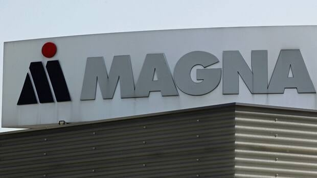 Magna International has $1.1 billion US in net cash on its books and $2.05 billion in unused credit lines.