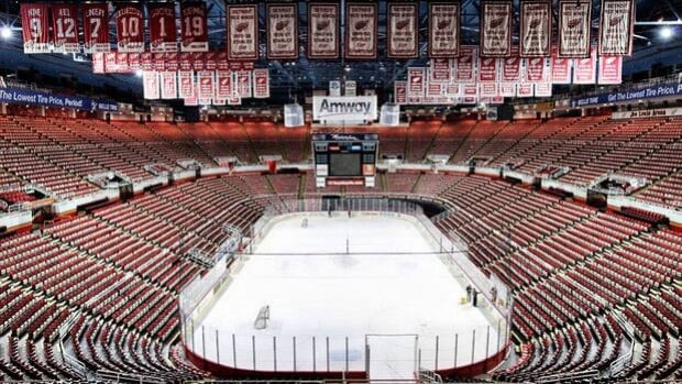 If the NHL and its players agree on a new collective bargaining agreement soon, Joe Louis Arena will no longer sit empty.