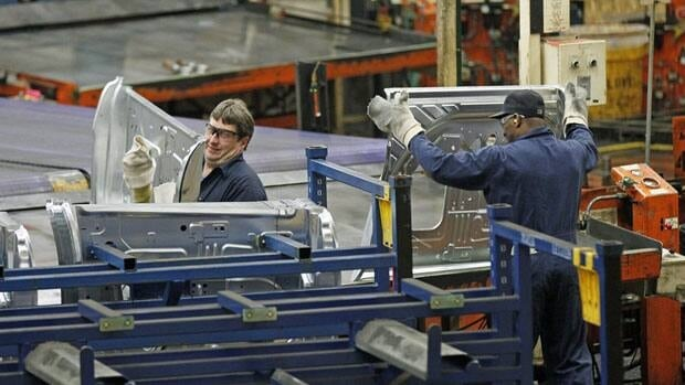 Profits in the manufacturing sector declined 9.8 per cent to $12.2 billion.