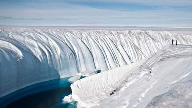 Ice-bound landscapes of Greenland could be covered by forests, with trees that exist in present-day Western Canada, by the year 2100, according to climate models.