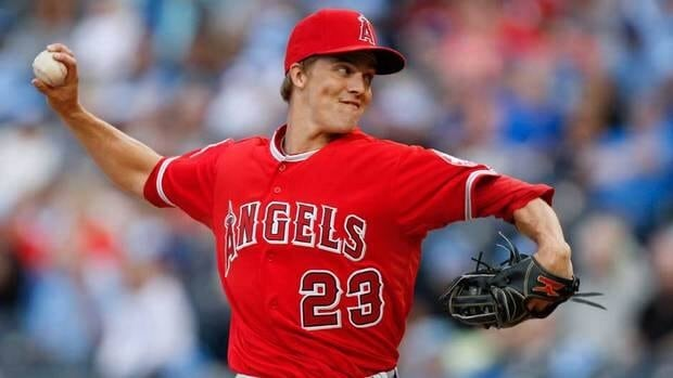 Zack Greinke started last season with Milwaukee and was later traded to the Angels, going a combined 15-5 with a 3.48 ERA.