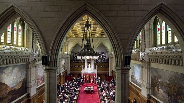 "Trudeau proposed the Senate should be made non-partisan, to better serve Canadians. He suggested an ""open, transparent, non-partisan process"" that would see all senators named to the Red Chamber sit as Independents."