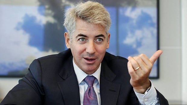 Hedge fund manager William Ackman of Pershing Square Capital Management has won his fight to control CP rail.