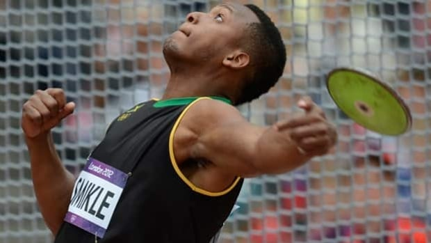 Discus thrower Traves Smikle is the latst Jamaican athletes to be investigated for doping.