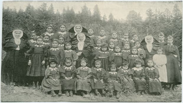 St. Joseph's residential school was torn down 26 years ago, but it left a painful legacy for survivors and their families.