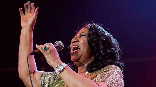 Aretha Franklin had to pull out of her 2013 Ottawa Jazz Festival headlining slot, along with many other dates, due to an illness.