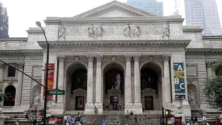 New York Public Library's reno plans spark debate over change | CBC News