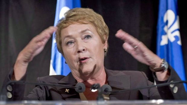 Violence broke out on the night of newly-elected premier Pauline Marois's victory, when a man was shot dead and another critically wounded. Some analysts have speculated the shooting could have been linked to simmering tensions between English and French speakers in Quebec.