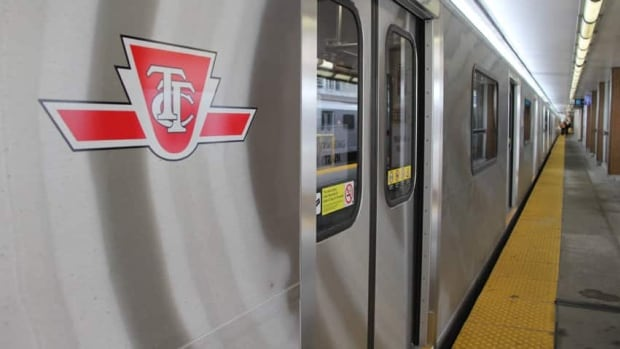 "Toronto police have charged a man after two TTC passengers were sprayed with a ""noxious substance"" on a Line 1 subway car at Spadina station on Friday."