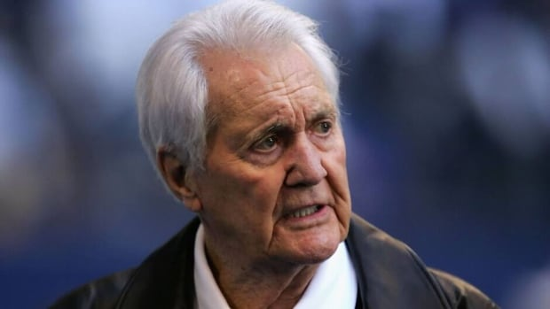 Pat Summerall's last championship game was for Fox on Feb. 3, 2002.