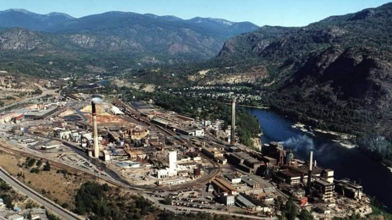 B C  judge issues $3 4M fine to Teck mining for polluting