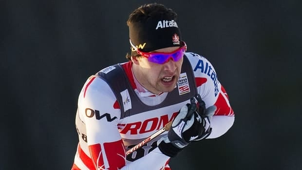 Canada's Alex Harvey won the men's classic prologue on Friday in Falun, Sweden.