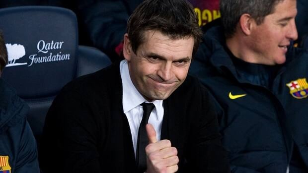 Tito Vilanova will gradually work his way back into day-to-day duties. The club hopes he can travel with the teamfor Tuesday's game against Paris Saint-Germain.