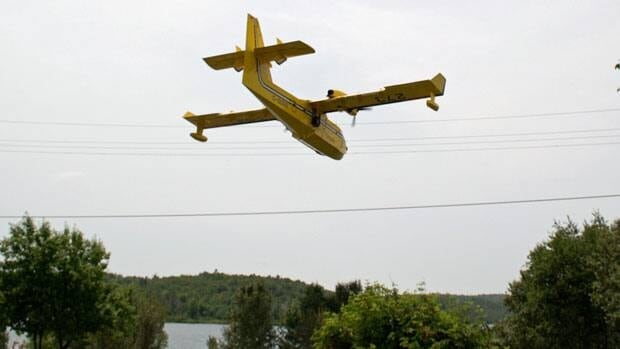 Fewer crews will be available to operate Ministry of Natural Resources water bombers, as the forest fire season winds down.
