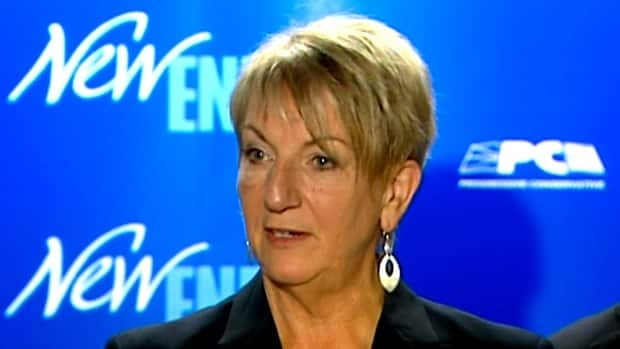 Kathy Dunderdale leads Newfoundland and Labrador's governing Progressive Conservatives.