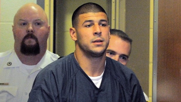 Former New England Patriots tight end Aaron Hernandez was released by the franchise on Wednesday.