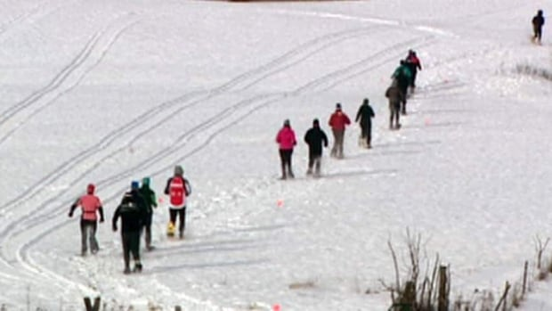 Snowshoe races have been added on the afternoon of Feb. 16, 2014 to this year's Gatineau Loppet.