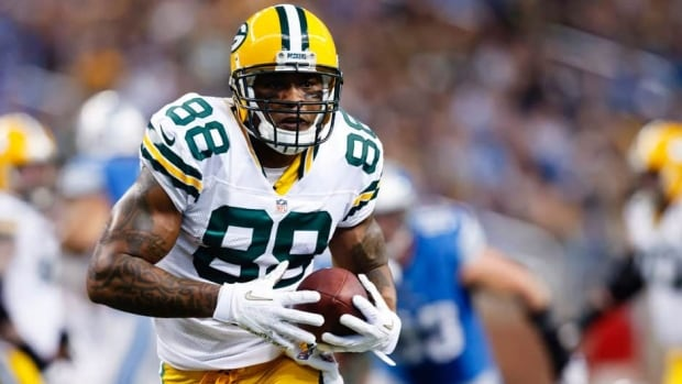 Jermichael Finley set a Packers record for receptions (61) by a tight end last season, and coach Mike McCarthy praised his play in the final weeks.
