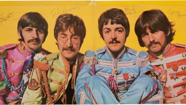 Heritage Auctions had originally estimated that the autographed album would go for around $30,000.