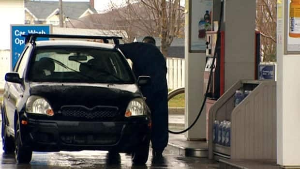 Three gas stations in Shediac are engaged in a price war and prices are hovering around 107 cents per liltre.