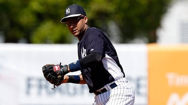 New York shortstop Derek Jeter, seen on Feb. 28, has tried to downplay his latest ankle issues as expected after undergoing surgery in late 2012.