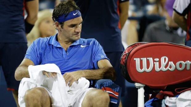 Roger Federer owns a record 17 major championships, including five at Flushing Meadows.