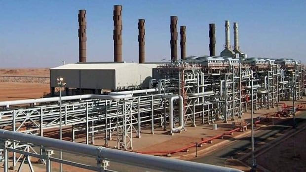 Islamist militants raided and took hostages at the Amenas natural gas field in the eastern central region of Algeria in January.