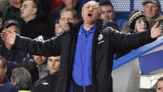 Luiz Felipe Scolari was re-hired Thursday to once again manage Brazil's national soccer team.