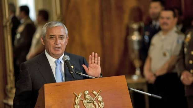 Guatemala's President Otto Pérez Molina has said U.S. failure to effectively combat drug trafficking has forced the Latin American country to consider options such as legalizing the use and transport of drugs.