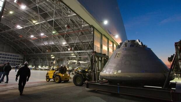 Europe will provide the propulsion and power compartment for NASA's new Orion crew capsule. The service module is planned to be the first used on an unmanned mission in 2017.