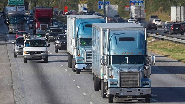 The harmonization of trucking laws in western Canada aims to cut costs and fuel use.