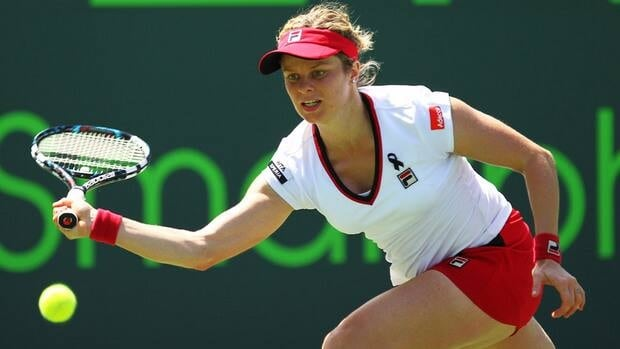Kim Clijsters initially retired in 2007, but returned to the sport in 2009, winning her second U.S. Open that year.