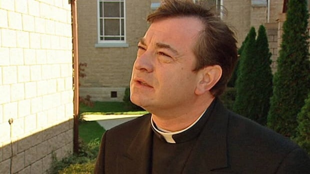 Rev. Robert Couture has been convicted of embezzling  funds from St. Anne Parish in Tecumseh.
