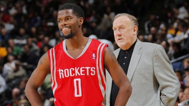 Aaron Brooks' best NBA campaign came in 2009-10 with Houston, when he earned Most Improved Player honors
