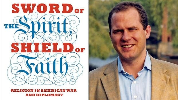 Ontario-born historian, professor and author Andrew Preston, who teaches at Britain's Cambridge University, has won the 2013 Charles Taylor Prize for literary non-fiction for his book Sword of the Spirit, Shield of Faith: Religion in American War and Diplomacy.