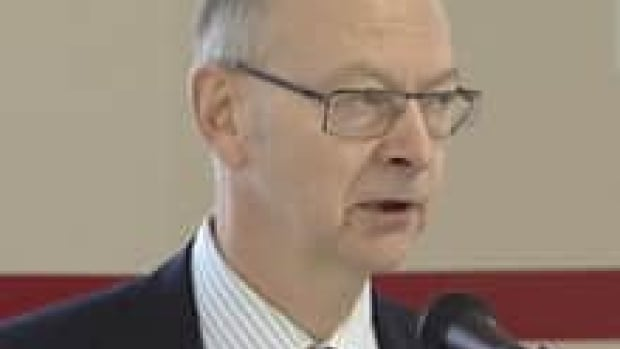 Lawyer Ches Crosbie is one of the lawyers representing victims of moose-vehicle accidents.