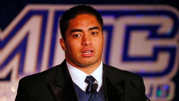 Notre Dame linebacker Manti Te'o led the Notre Dame Fighting Irish to the national championship game last season.