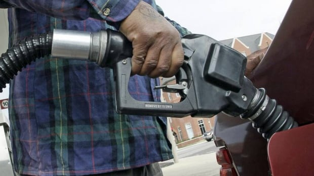 Gas prices in Canada only increased by 0.4 per cent in the 12 months ended November.