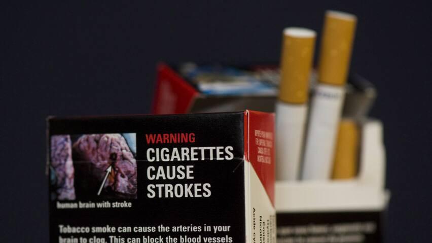 Black Devil cigarettes Birmingham