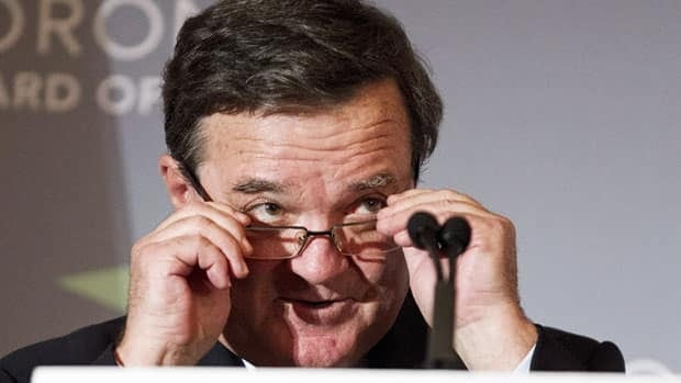 Finance Minister Jim Flaherty told the Toronto Board of Trade in Toronto Thursday his government will not 'engage in endless spending to increase deficits.'