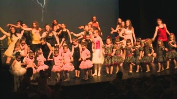 After this dance recital, the full-time jobs at the Arts and Culture Centre in western Labrador will be cut to part-time.